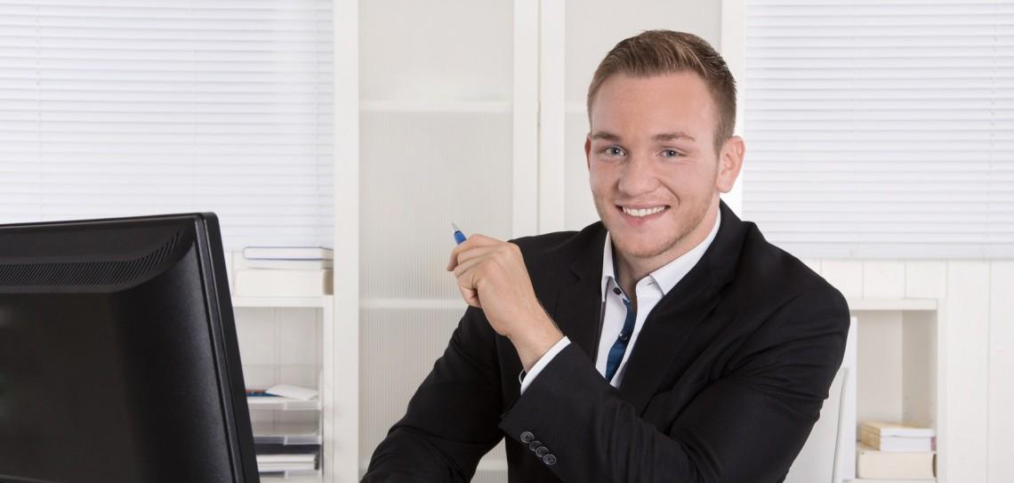 Es gibt ihn, den perfekten Job! Man muss nur wissen, <br/>wen man danach suchen lässt!